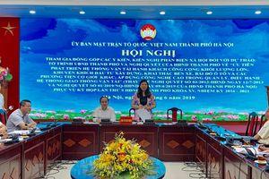 'Gỡ khó' cho giao thông Hà Nội