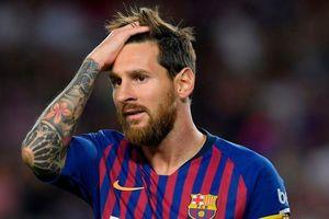 HLV Van Gaal: 'Messi là nguyên nhân khiến Barca thất bại'