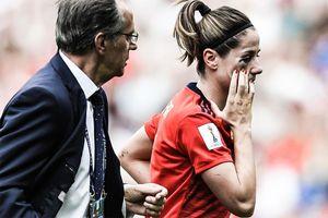 Tây Ban Nha bị Mỹ loại khỏi World Cup nữ vì hai quả phạt đền