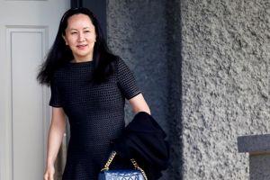 Huawei vẫn tìm cách cứu 'công chúa' Mạnh Vãn Châu