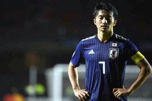 Tuyển Nhật Bản bị loại khỏi Copa America 2019 từ vòng bảng