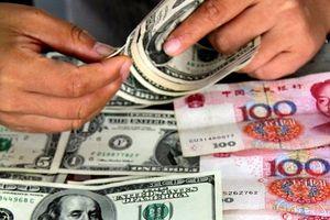 Tỷ giá trung tâm tiếp tục giảm, giá trao đổi đồng USD giảm mạnh