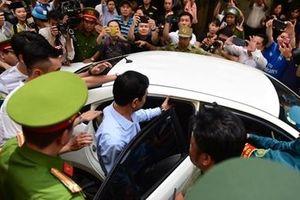 Luật sư ông Nguyễn Hữu Linh nói gì sau phiên Tòa?