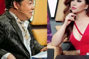 2 cô gái xinh đẹp khiến Quang Lê vội vã làm điều này trên truyền hình