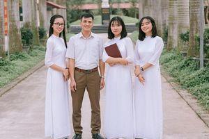 Lời động viên siêu dễ thương của thầy dạy Văn tới thí sinh thi THPT quốc gia 2019