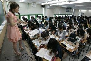 Mùa 'cân não' ở Nhật Bản
