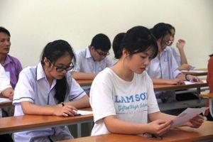 Thanh Hóa: Nhiều thí sinh được ăn, ở miễn phí tại trường nội trú để thi THPT quốc gia