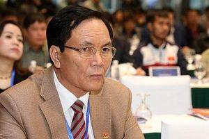 Phó Chủ tịch VFF Cấn Văn Nghĩa bất ngờ đệ đơn từ chức