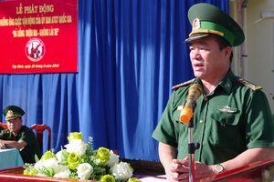 BĐBP Tây Ninh phát động hưởng ứng cuộc vận động 'Đã uống rượu bia - Không lái xe'