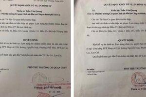 Lào Cai: Sự thượng tôn của pháp luật trong việc bảo vệ quyền lợi cho FPT Retail có còn không?