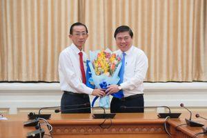 PGS-TS Trần Hoàng Ngân làm Viện trưởng viện Nghiên cứu phát triển TP.HCM