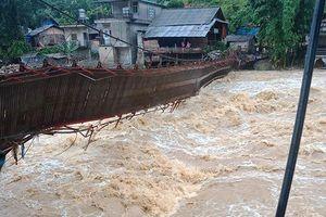 Không có thí sinh nào vắng thi bởi mưa lũ tại Lào Cai