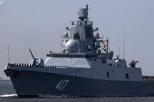 Một đội tàu chiến Nga đã tới Cuba