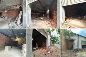 Phường Đồng Hòa, quận Kiến An, Hải Phòng: Nhiều công trình xây dựng trên đất nông nghiệp không bị xử lý