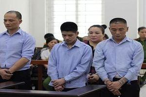 Hàng loạt bị cáo lĩnh án tử trong đường dây mua bán trái phép chất ma túy