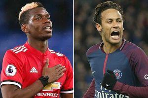 MU từ chối đổi Pogba lấy Neymar, Lampard ra mắt Chelsea