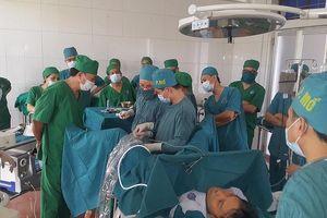 Hà Tĩnh: Bệnh viện huyện làm chủ kỹ thuật tuyến trung ương