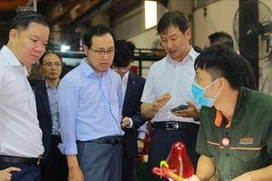 Samsung tăng cường tư vấn: 60 doanh nghiệp Việt tăng 90% năng suất