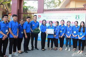 Gần 1.000 tình nguyện viên tiếp sức mùa thi 2019 ở Nghệ An
