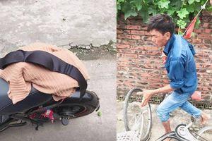 Tóm kẻ trộm đồ lót liên tục làm người đẹp Quảng Ninh không còn cái để thay