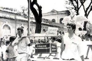 'Nhật ký hòa bình' và thông điệp cho ngày mai từ người trong cuộc