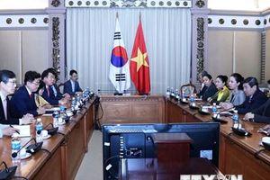 Thành phố Hồ Chí Minh tăng cường hợp tác với tỉnh Gyeongsanbuk