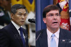 Mỹ - Hàn tái khẳng định liên minh vững chắc