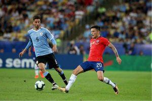 Copa America 2019: Bỏ lỡ nhiều cơ hội, Chile nhận thất bại tối thiểu trước Uruguay