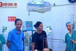 Thông tin mới nhất về vụ con trai trúng đạn khi giằng co súng với bố tại Hà Tĩnh
