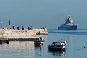 Tàu chiến Nga xuất hiện trước 'cửa ngõ', Mỹ theo dõi nhất cử nhất động