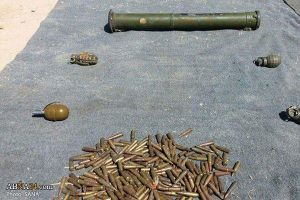 Syria: Bên trong kho vũ khí khổng lồ của khủng bố mới được phát hiện ở Damascus và Quneitra