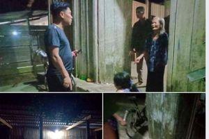 Hà Tĩnh: Nam sinh lớp 8 nghi dính đạn trong lúc giằng co với bố