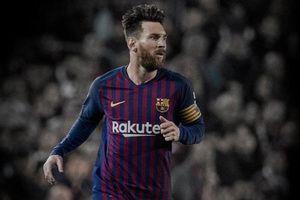 Van Gaal: 'Messi khiến Barca thất bại ở Champions League'