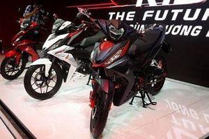 Honda Winner X kiểu dáng tuyệt đẹp sẽ 'soán ngôi' Yamaha Exciter 150 2019?