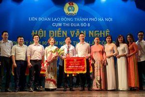 Tưng bừng Hội diễn văn nghệ CNVCLĐ Cụm thi đua số 8