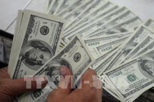 Đồng USD giảm xuống mức thấp trong ba tháng so với đồng euro