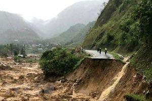 Cần phải bảo vệ an toàn các địa điểm thi trong dịp mưa lũ