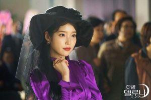 IU và Yeo Jin Goo đẹp ma mị trong poster phim kinh dị lãng mạn 'Hotel Del Luna'