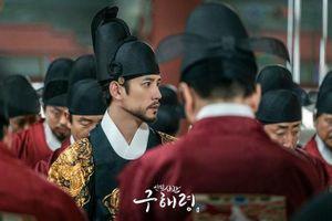 Đóng phim cùng Shin Se Kyung - Cha Eun Woo, hàng loạt sao Hàn lên tiếng cổ vũ Park Ki Woong