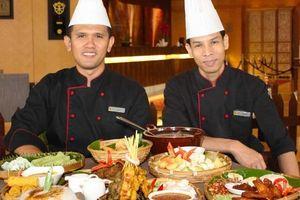 Lễ hội ẩm thực và đặc sản Malaysia tại Khách sạn Windsor Plaza