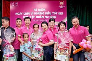 Nu Skin Việt Nam tổ chức 'Ngày làm vì những điều tốt đẹp' lần 6
