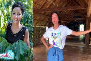 H'Hen Niê chi 600 triệu đồng xây nhà cho bố mẹ ở quê, fan ủng hộ vì cô nàng quyết định giữ truyền thống người Ê-đê