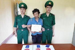 Thanh Hóa: Bắt giữ đối tượng vận chuyển trái phép gần 600 viên ma túy