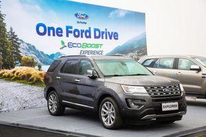 Ford Việt Nam triệu hồi SUV hạng sang Explorer do lỗi tay đòn