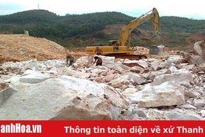 Đưa khu vực mỏ đất san lấp tại núi Thiên Thần vào quy hoạch khoáng sản