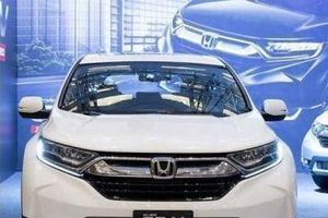 Sự cố chân phanh trên Honda CR-V: Các xe phải cài đặt lại phần mềm ECU
