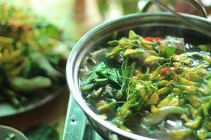 Thăm Cồn Sơn, ghé từng nhà thưởng thức món ngon