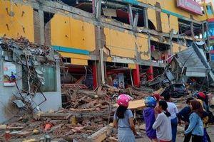 Thông báo của Đại sứ quán Việt Nam tại Indonesia sau động đất 7,5 độ Richter