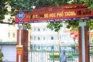 Sau gian lận thi 2018, Sơn La lại có thí sinh vi phạm quy chế thi
