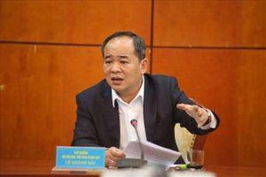 Chủ tịch Lê Khánh Hải nói ông Cấn Văn Nghĩa nghỉ việc không gây ảnh hưởng đến VFF